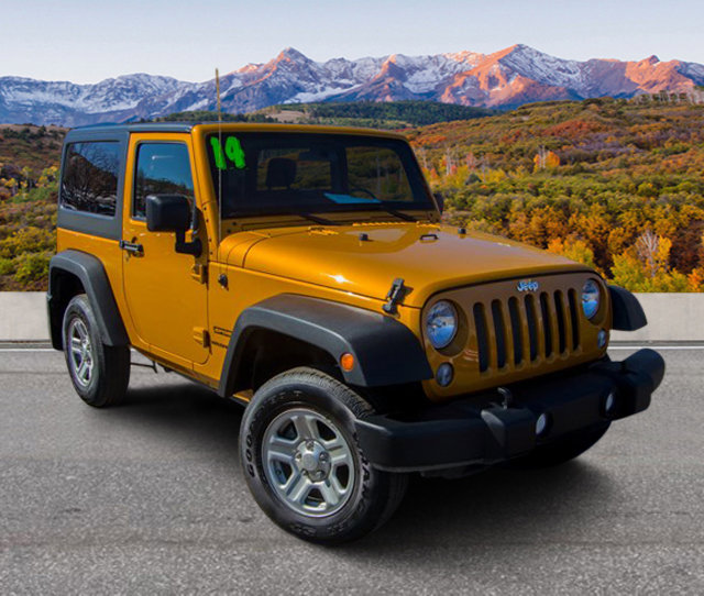 2014 Jeep Wrangler Sport image