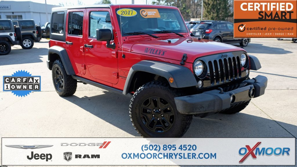 2017 Jeep Wrangler 4WD Unlimited Sport image