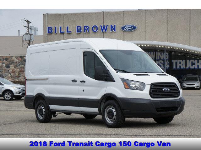 2018 Ford Transit 150 130 Medium Roof image