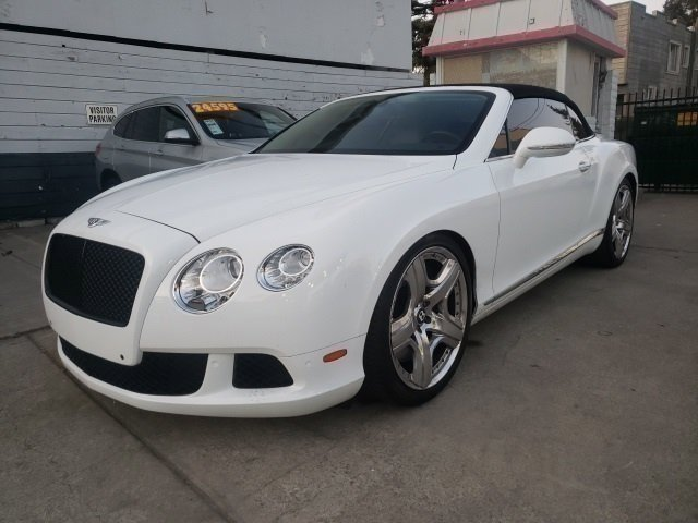 2012 Bentley Continental GT Convertible image