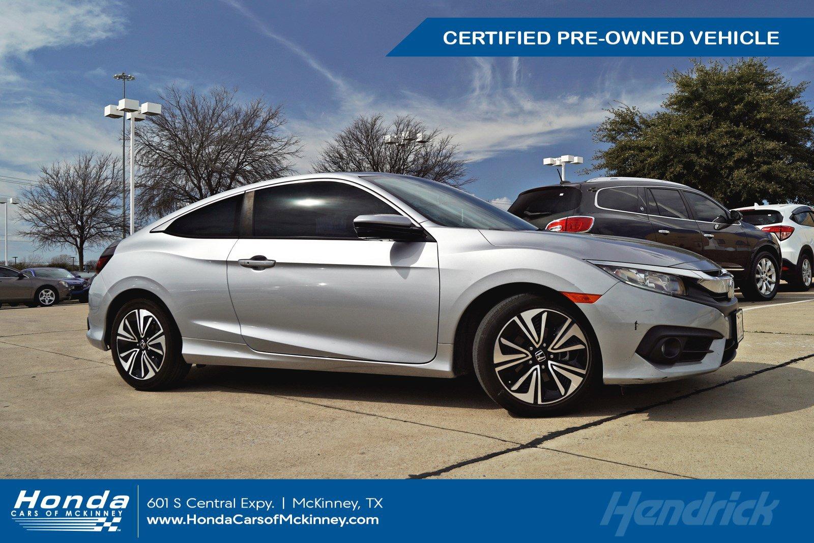 2017 Honda Civic EX-T Coupe image