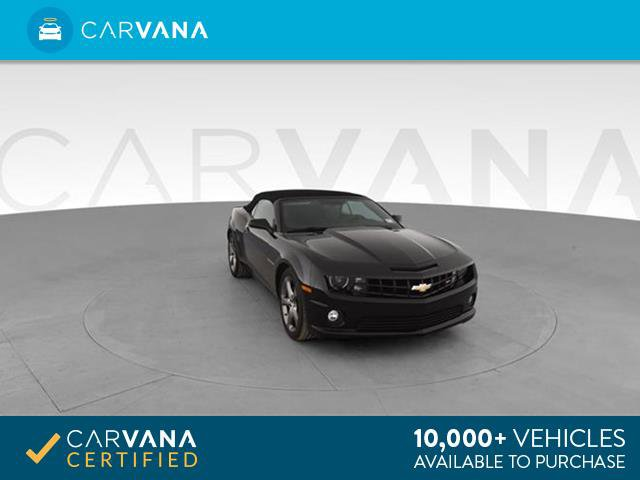 2013 Chevrolet Camaro SS Convertible w/ RS PACKAGE image