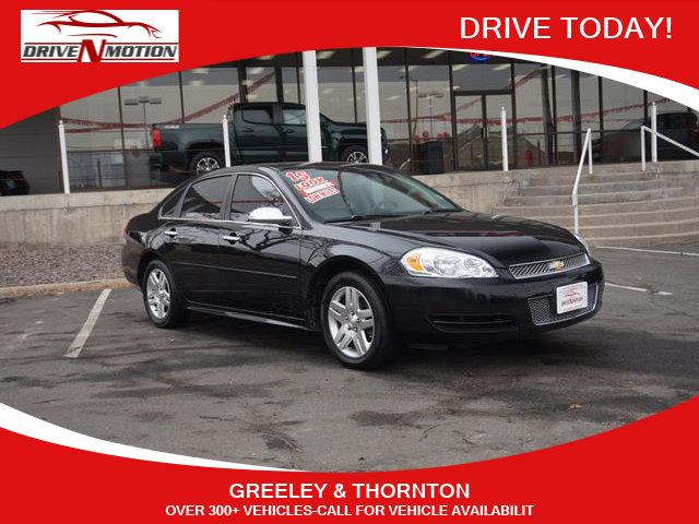 2015 Chevrolet Impala Limited LT image