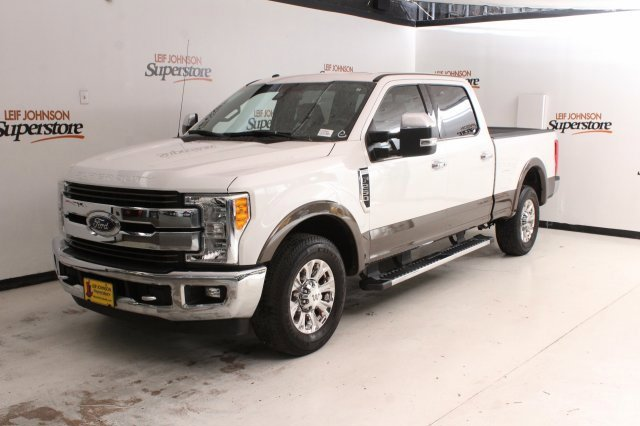 2017 Ford F250 Crew Cab King Ranch image