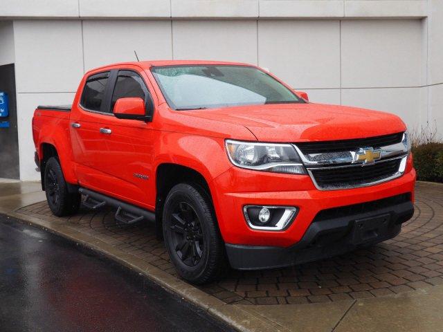 2016 Chevrolet Colorado LT image