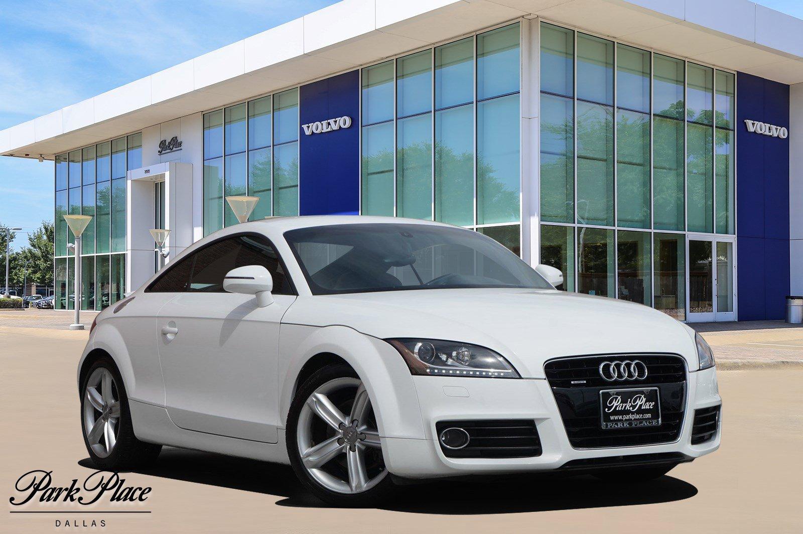 2012 Audi TT 2.0T Premium Plus quattro Cpe image