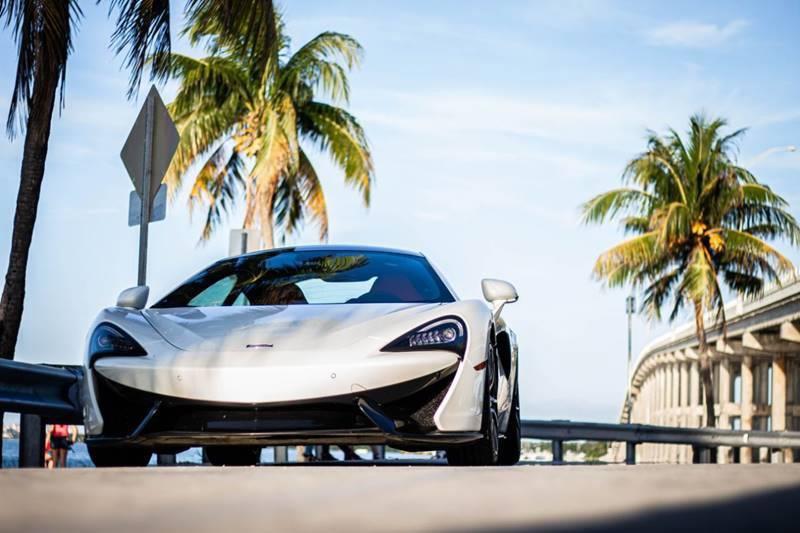 2017 McLaren 570S Coupe image