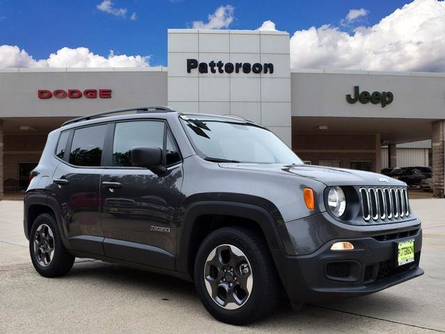 2017 Jeep Renegade FWD Sport w/ Power & Air Group image