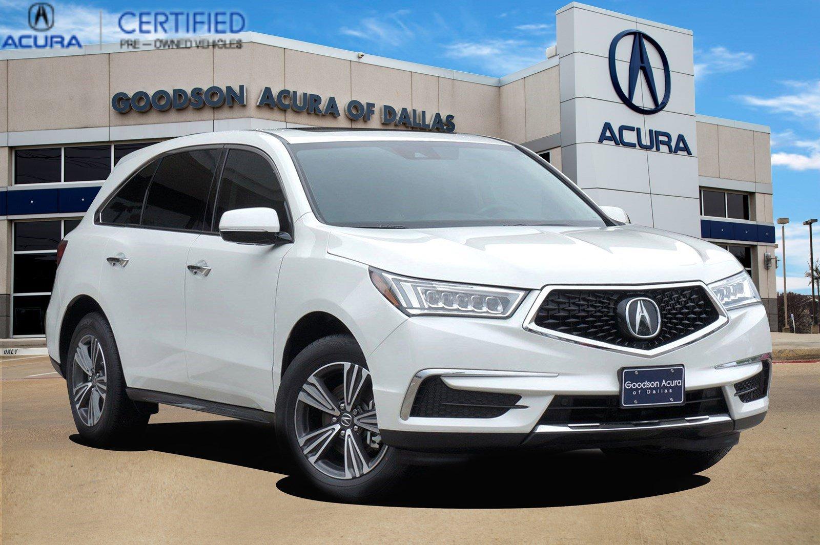 2017 Acura MDX FWD image