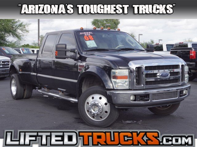 2008 Ford F450 Lariat image