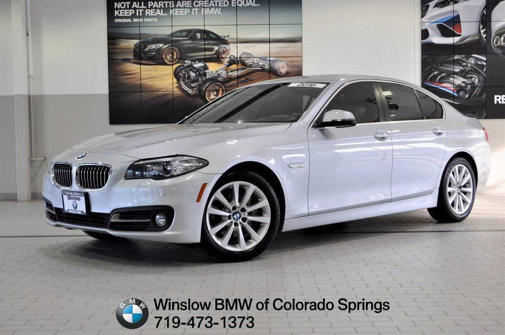 2016 BMW 535i xDrive Sedan image