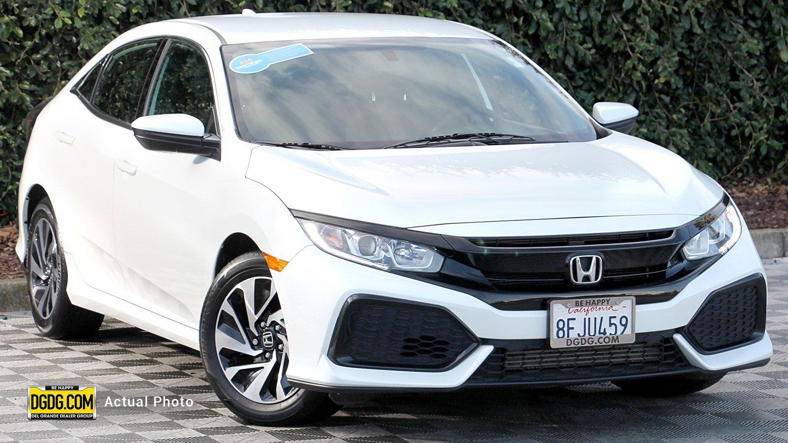 2018 Honda Civic LX image