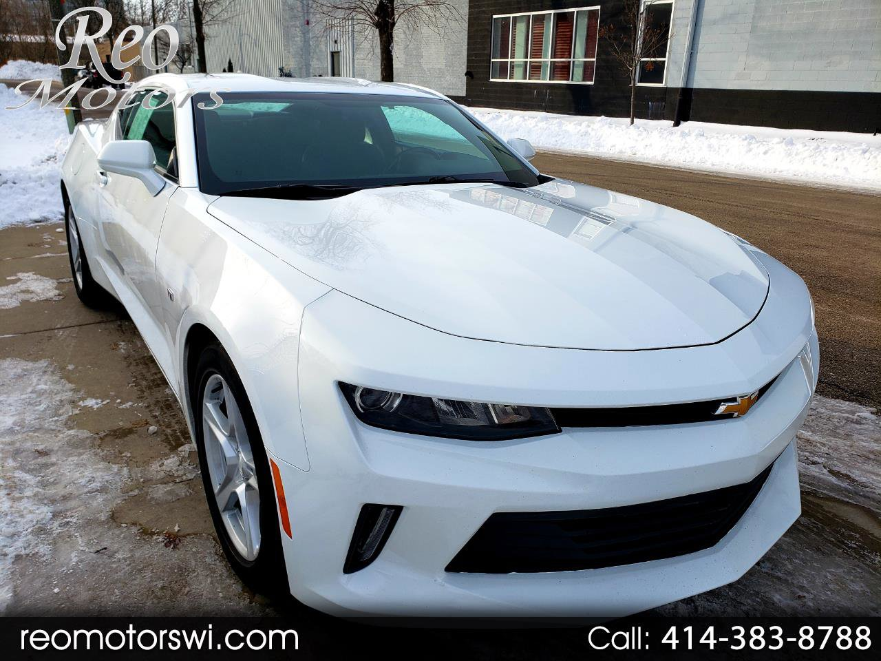 2016 Chevrolet Camaro LT Coupe w/ Technology Package image