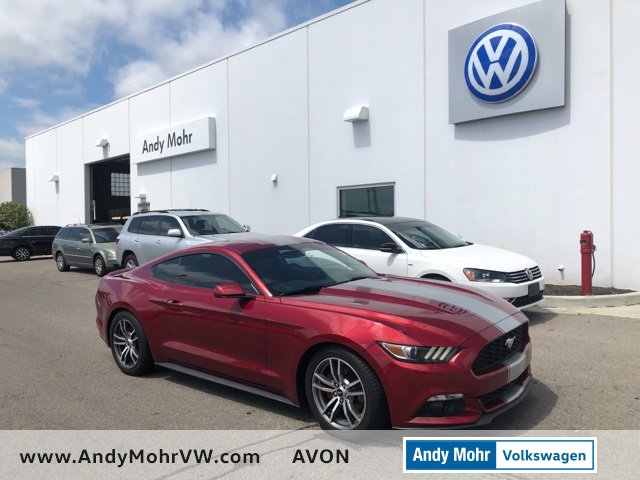 2017 Ford Mustang Premium image