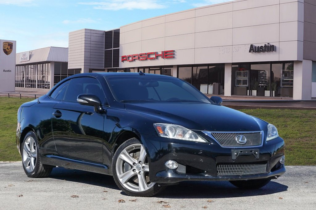 2013 Lexus IS 350C  image