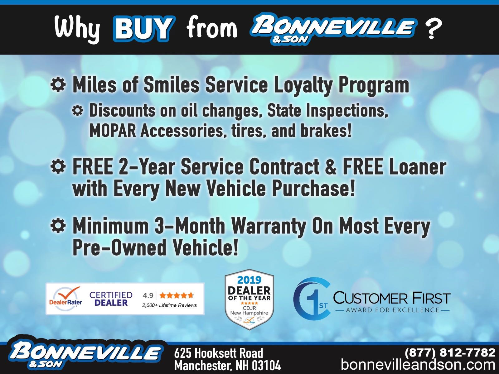 Bonneville And Son >> Bonneville And Son Chrysler Dodge Jeep Ram Manchester Nh