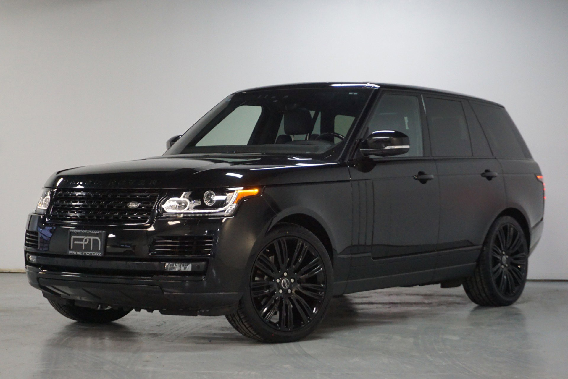 2017 Land Rover Range Rover  image