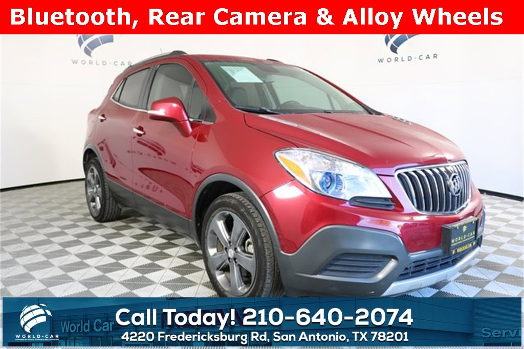 2014 Buick Encore FWD image