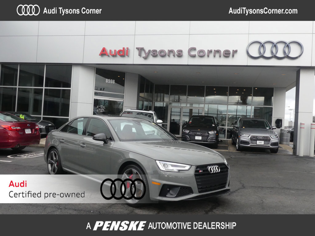 2019 Audi S4 Premium Plus image