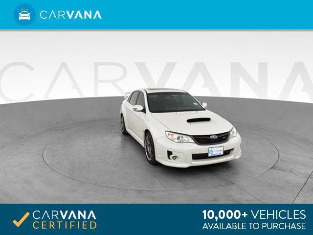 2012 Subaru Impreza WRX STI Sedan image