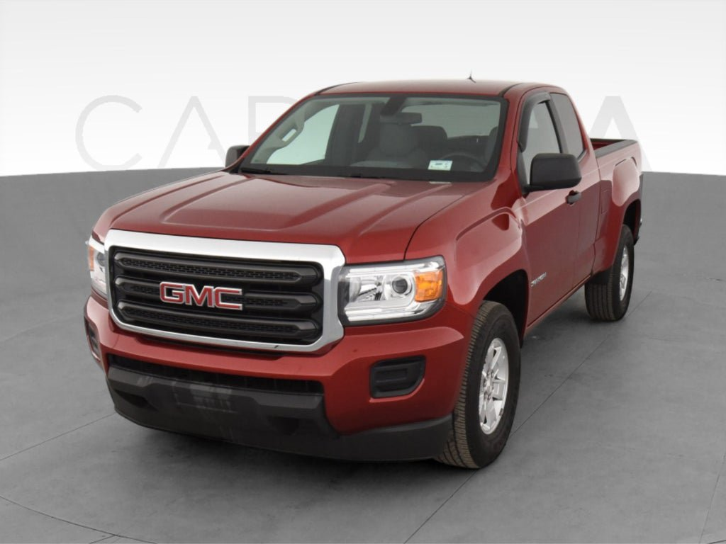 2015 GMC Canyon 2WD Extended Cab image