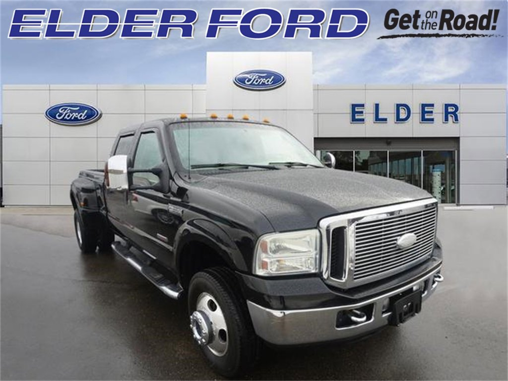 2007 Ford F350 Lariat image