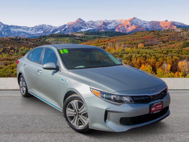 2018 Kia Optima EX Plug-In Hybrid image