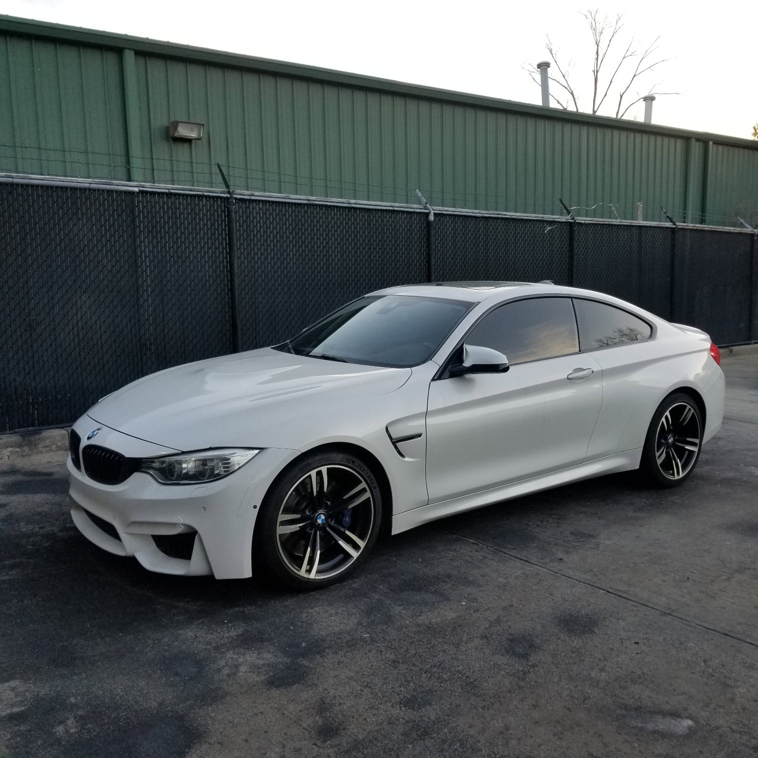 2016 BMW 4 Series M4 Coupe