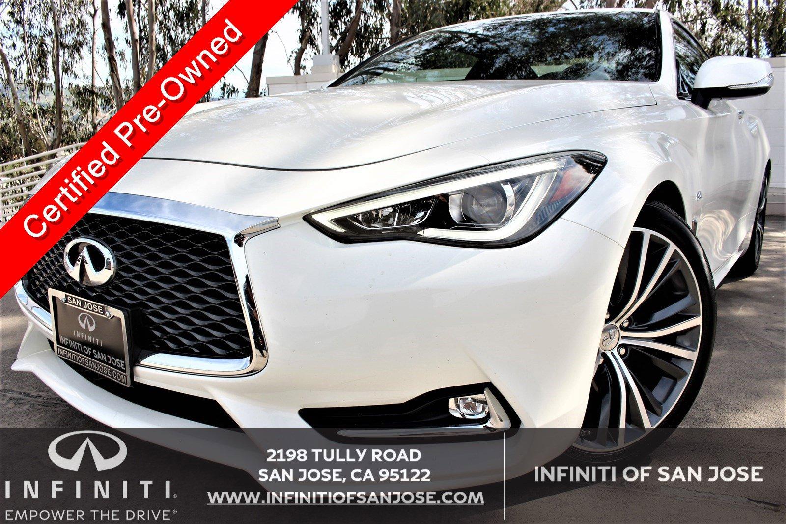 2017 INFINITI Q60 w/ Premium Package image