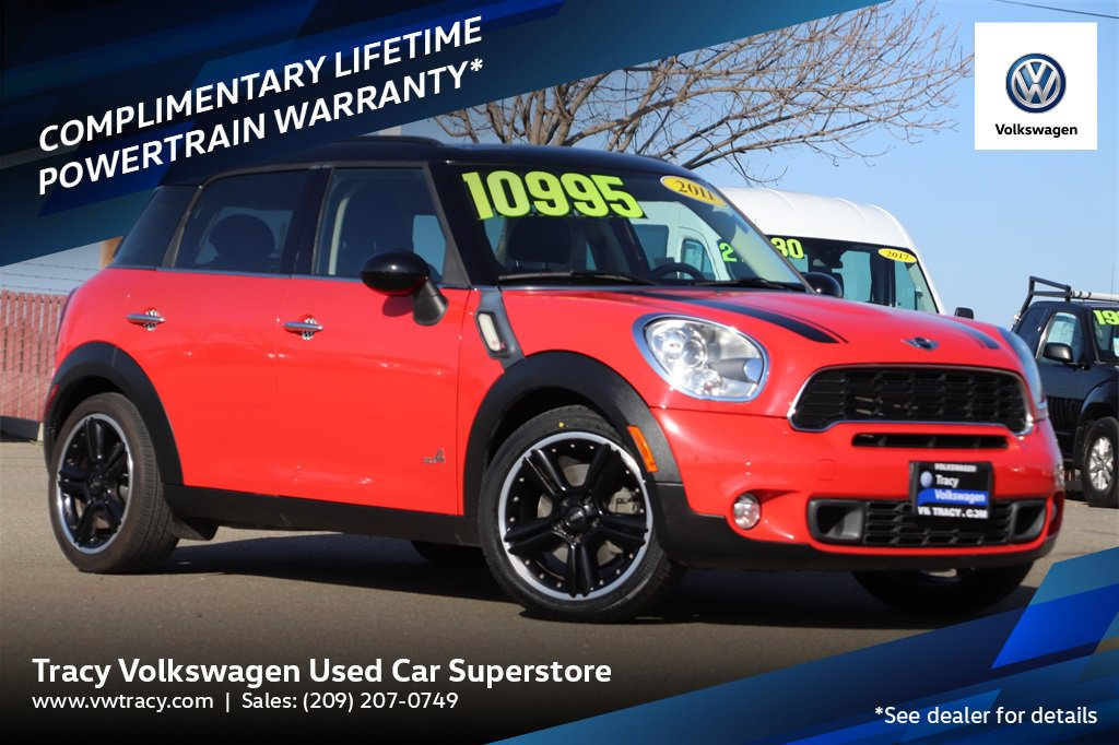 2011 MINI Cooper Countryman ALL4 image