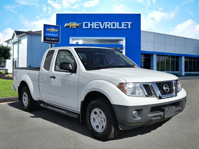 2017 Nissan Frontier S image