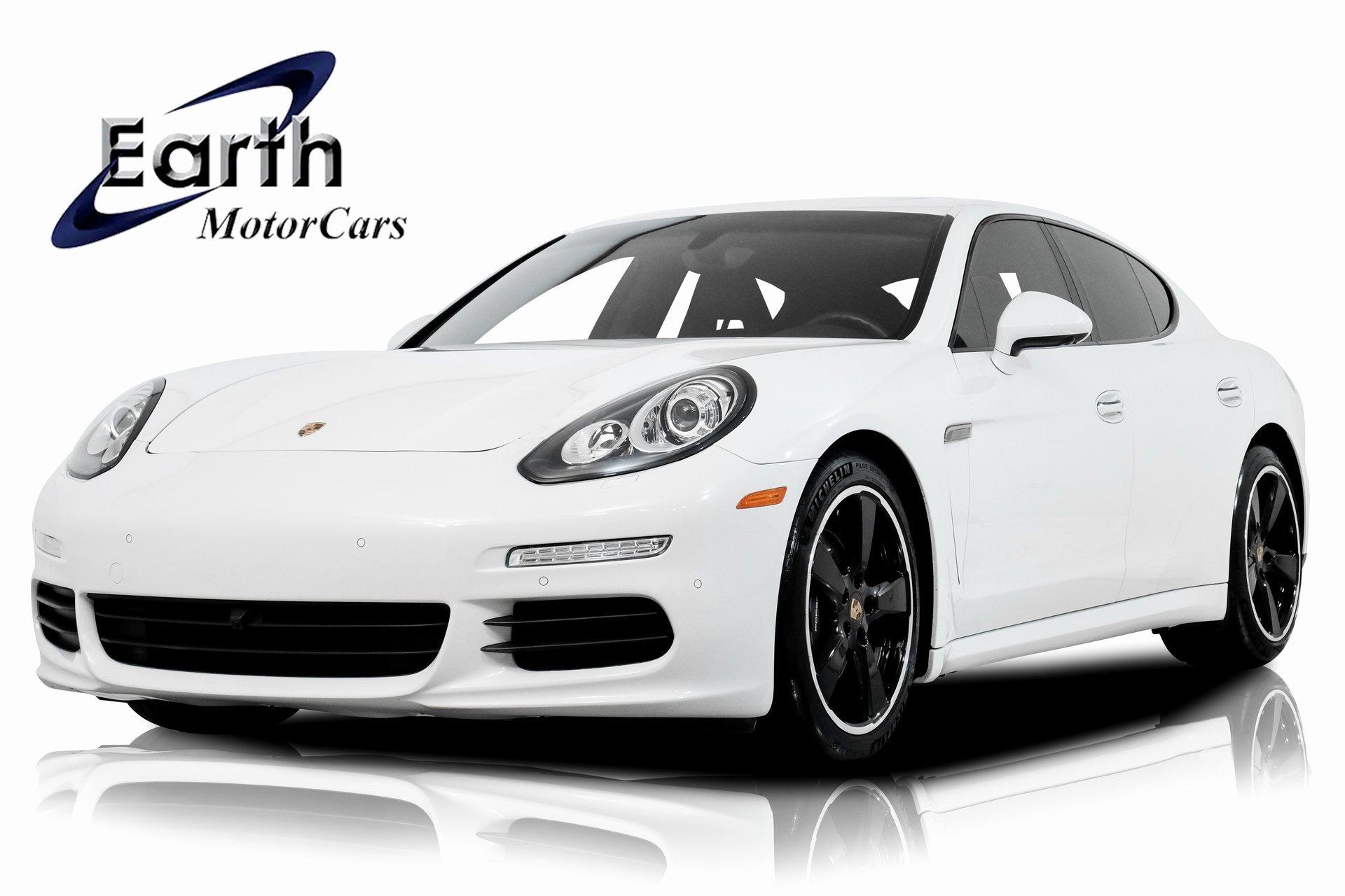 2016 Porsche Panamera Edition image