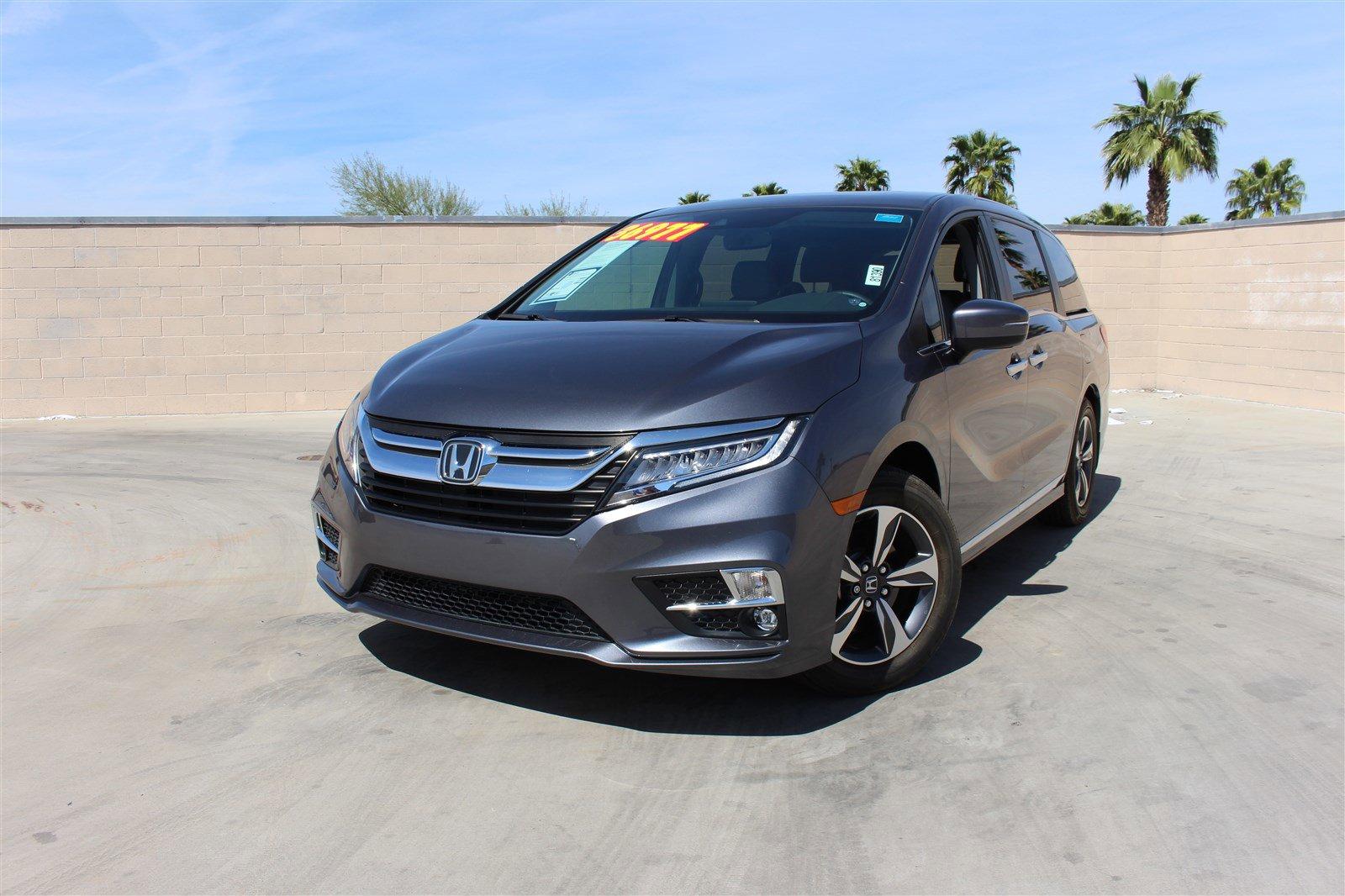 2018 Honda Odyssey Touring image