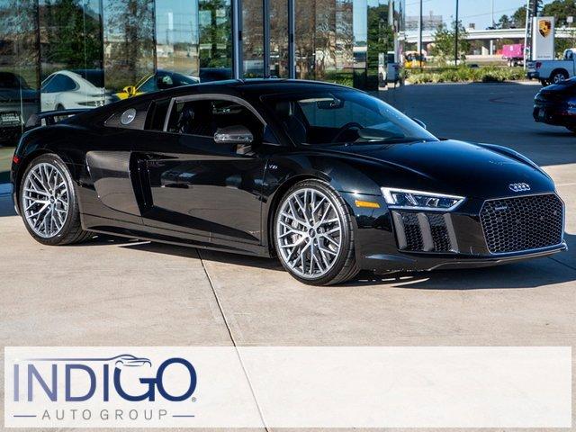 2017 Audi R8 V10 plus Coupe image