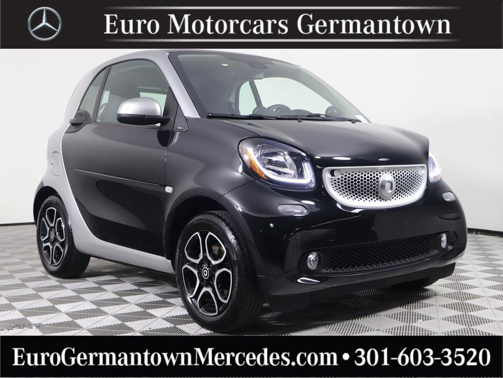 2016 smart fortwo Prime image