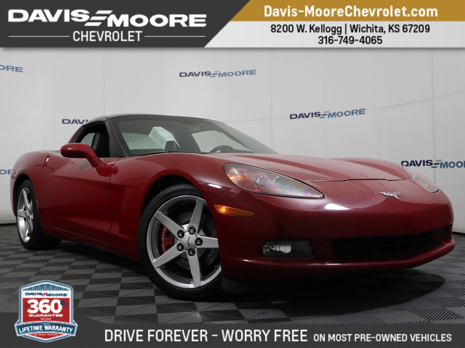 2005 Chevrolet Corvette Coupe image