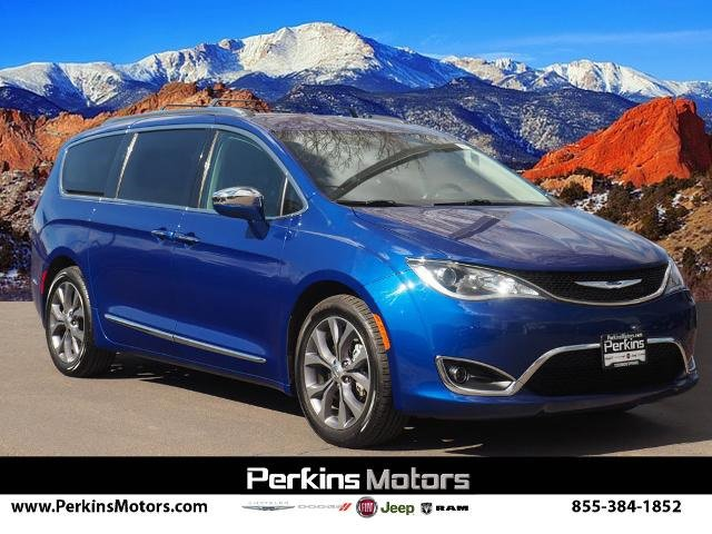 2019 Chrysler Pacifica Limited image
