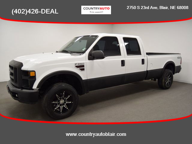 2008 Ford F250 XLT image
