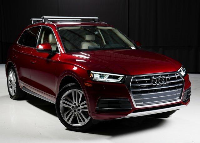 2019 Audi Q5 2.0T Premium Plus image