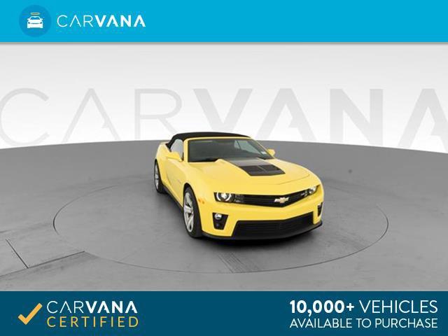 2015 Chevrolet Camaro ZL1 Convertible image