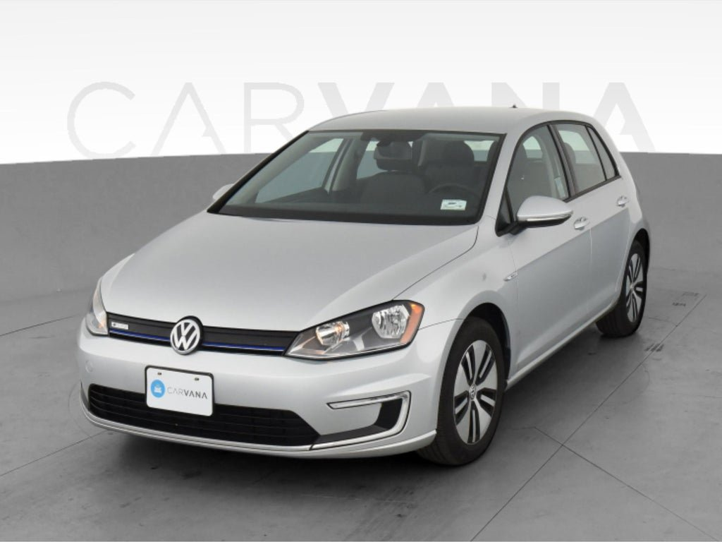 2016 Volkswagen e-Golf SE w/ DC Fast Charging Package image