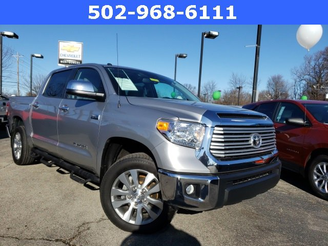 2016 Toyota Tundra 4x4 CrewMax Limited image
