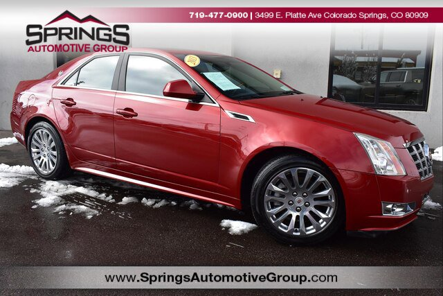2013 Cadillac CTS Premium Sedan image