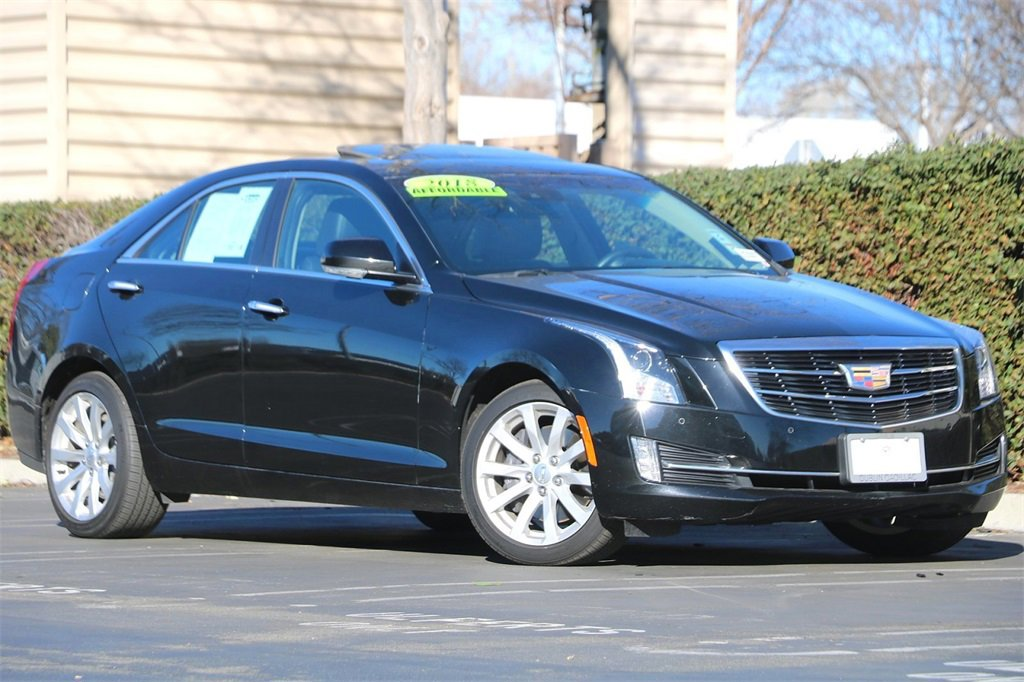 2018 Cadillac ATS 3.6 Premium Luxury AWD Sedan image