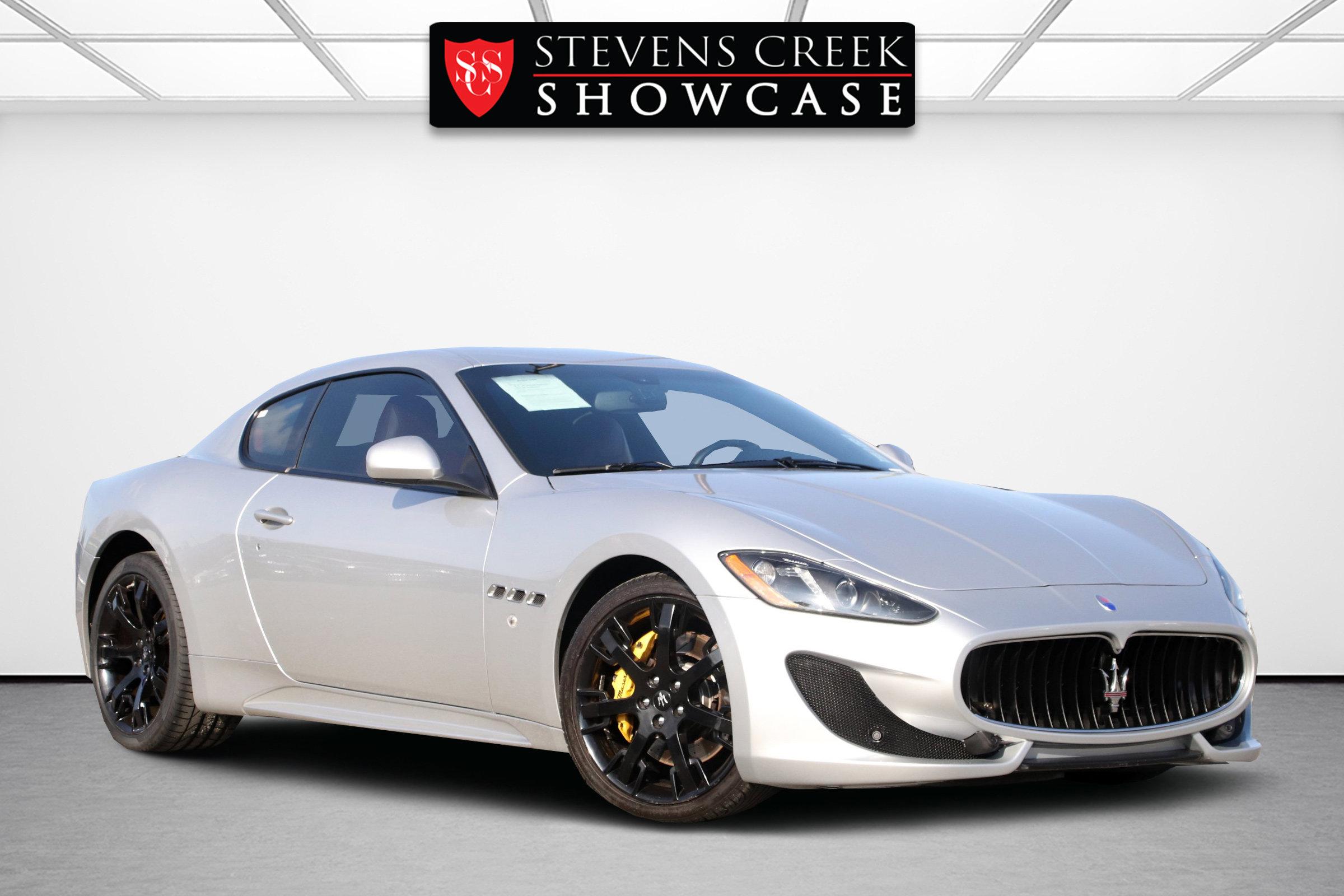 2015 Maserati GranTurismo Sport image
