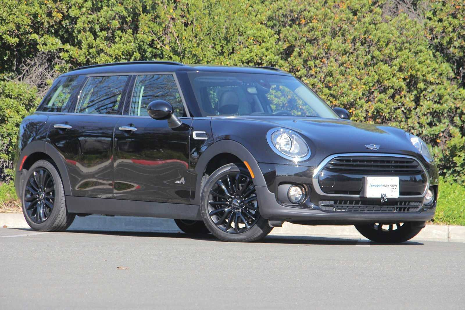 2019 MINI Cooper Clubman ALL4 w/ Storage Package image