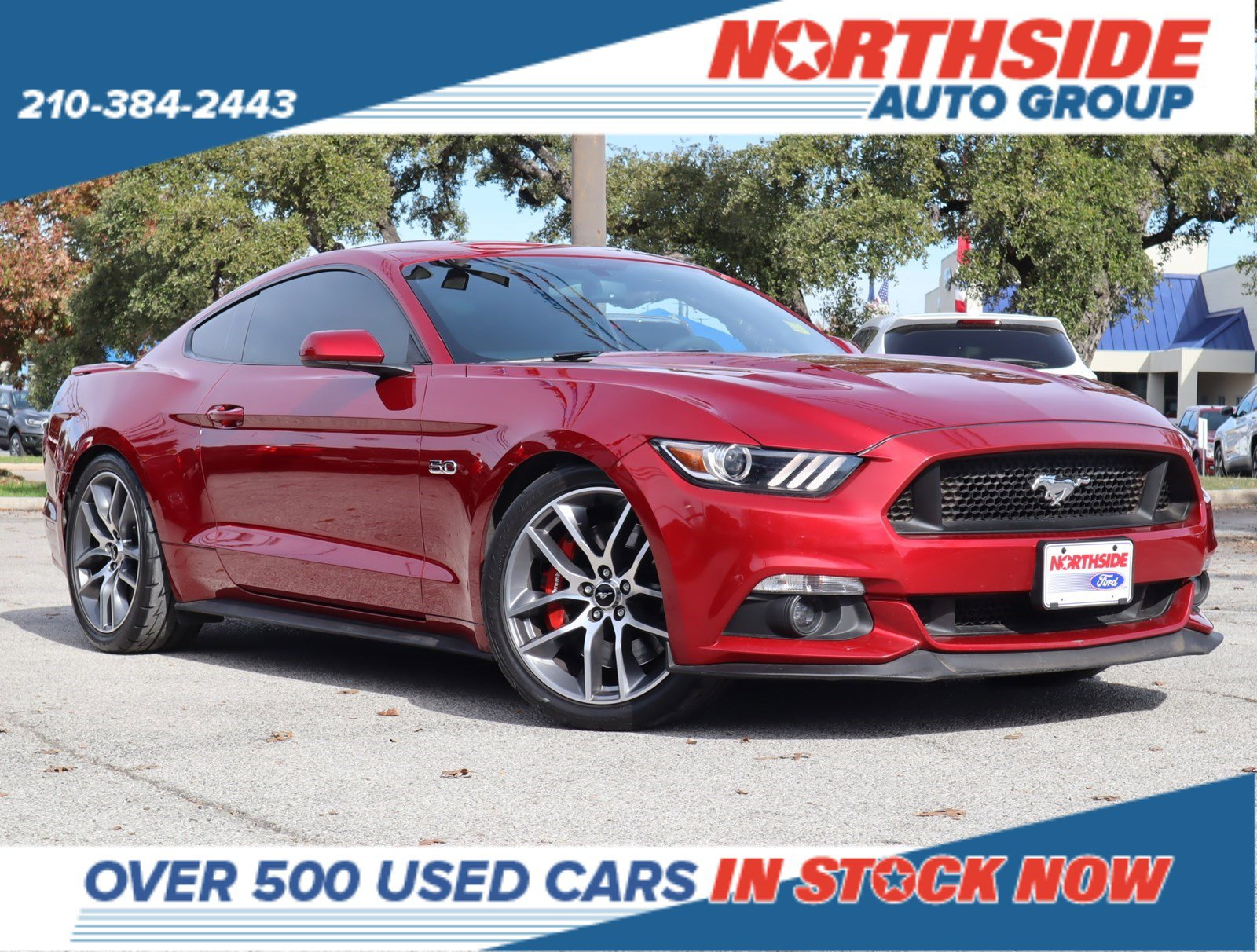 2017 Ford Mustang GT image