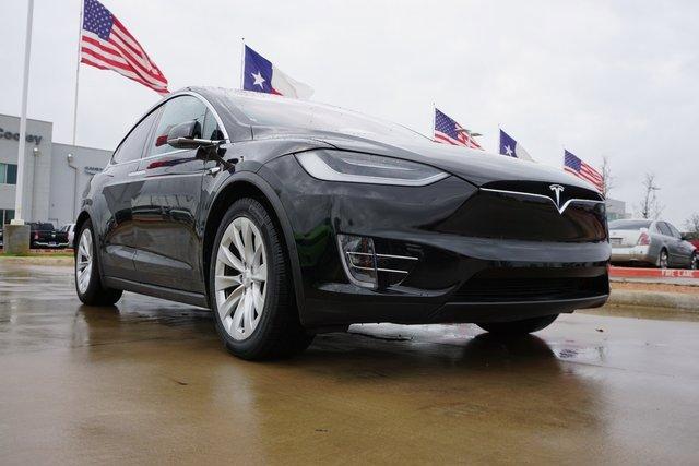 2018 Tesla Model X 75D image