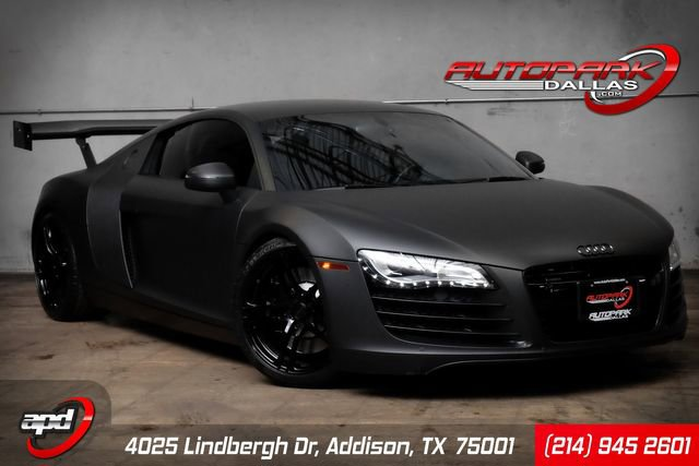 2009 Audi R8 4.2 Coupe image