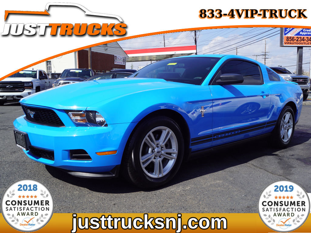 2012 Ford Mustang Coupe image